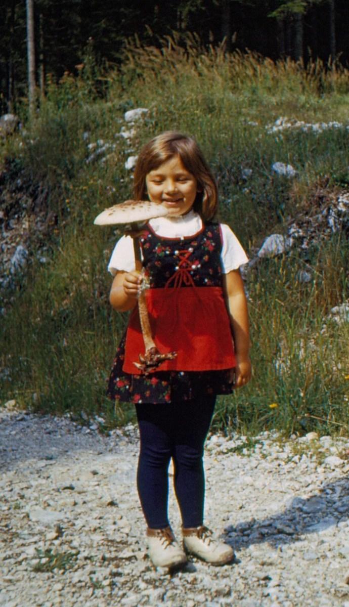 Klein Eva-Maria und der Parasol